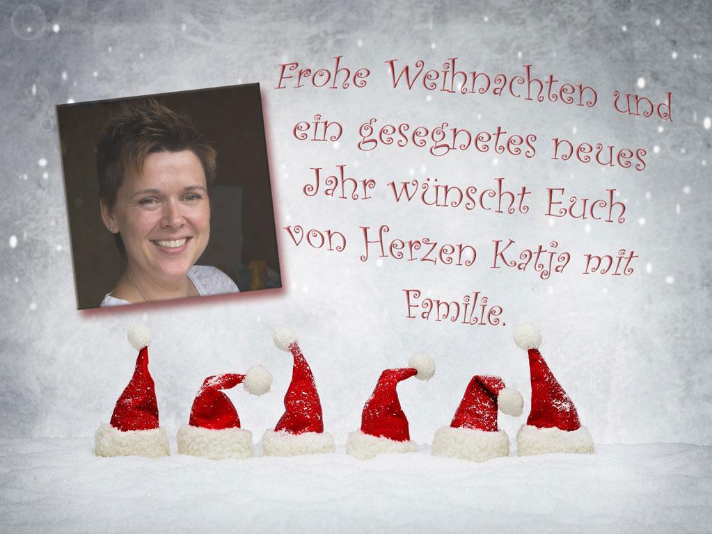Frohe weihnachten wunschen euch von herzen