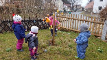 Dienstag- Start der Osterfestvorbereitungen