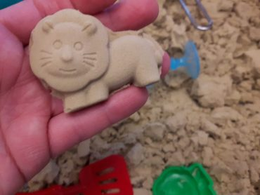 Magischer Sand